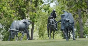Sculptures, Lander