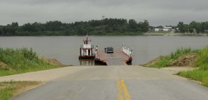 Ohio River Ferry