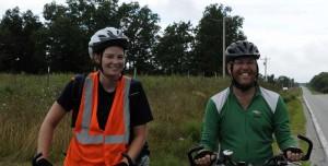 Transam cyclists