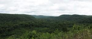 Ozark scenery